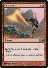 Lava Axe, Magic: The Gathering, Magic 2014 (M14)