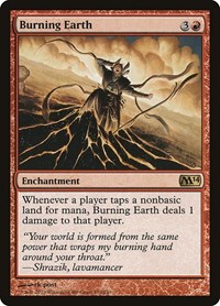 Burning Earth, Magic, Magic 2014 (M14)