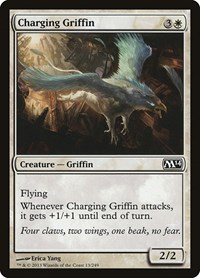 Charging Griffin, Magic: The Gathering, Magic 2014 (M14)