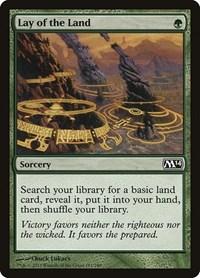 Lay of the Land, Magic: The Gathering, Magic 2014 (M14)
