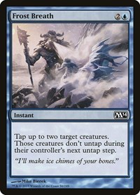 Frost Breath, Magic: The Gathering, Magic 2014 (M14)