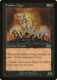 Hollow Dogs, Magic: The Gathering, Urza's Saga