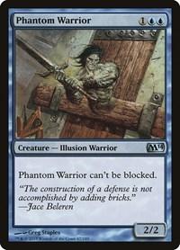 Phantom Warrior, Magic: The Gathering, Magic 2014 (M14)