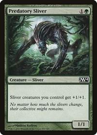 Predatory Sliver, Magic: The Gathering, Magic 2014 (M14)