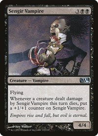 Sengir Vampire, Magic: The Gathering, Magic 2014 (M14)