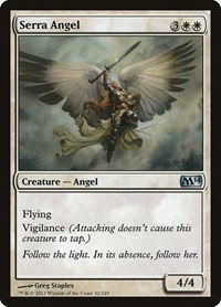 Serra Angel, Magic: The Gathering, Magic 2014 (M14)