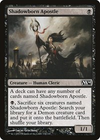 Shadowborn Apostle (Foil)