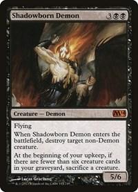 Shadowborn Demon, Magic, Magic 2014 (M14)