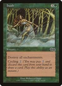 Hush, Magic: The Gathering, Urza's Saga