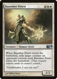 Banisher Priest, Magic: The Gathering, Magic 2014 (M14)