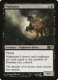 Nightmare, Magic, Magic 2014 (M14)