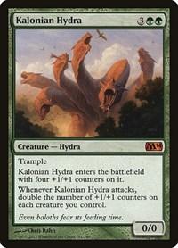 Kalonian Hydra, Magic, Magic 2014 (M14)