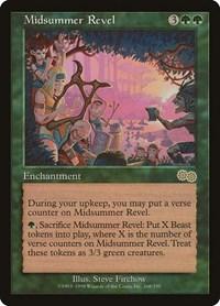 Midsummer Revel, Magic: The Gathering, Urza's Saga