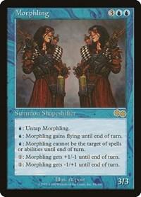 Morphling, Magic: The Gathering, Urza's Saga