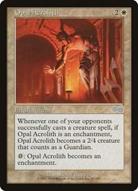 Opal Acrolith, Magic, Urza's Saga