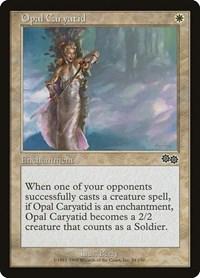 Opal Caryatid, Magic: The Gathering, Urza's Saga