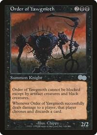 Order of Yawgmoth, Magic: The Gathering, Urza's Saga
