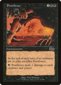Pestilence, Magic: The Gathering, Urza's Saga
