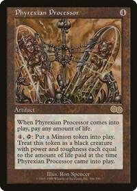 Phyrexian Processor, Magic: The Gathering, Urza's Saga