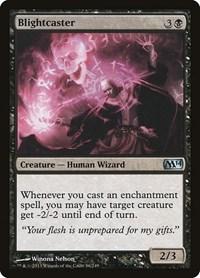 Blightcaster, Magic, Magic 2014 (M14)