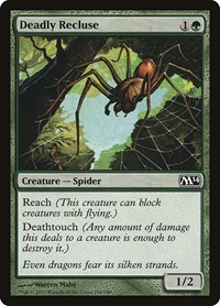 Deadly Recluse, Magic: The Gathering, Magic 2014 (M14)
