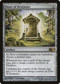 Door of Destinies, Magic: The Gathering, Magic 2014 (M14)