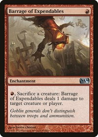 Barrage of Expendables, Magic, Magic 2014 (M14)