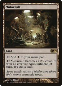 Mutavault, Magic: The Gathering, Magic 2014 (M14)