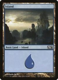 Island (236), Magic: The Gathering, Magic 2014 (M14)