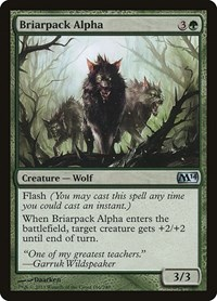 Briarpack Alpha, Magic: The Gathering, Magic 2014 (M14)