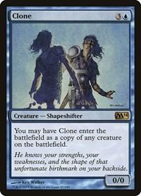 Clone, Magic: The Gathering, Magic 2014 (M14)