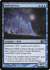 Wall of Frost, Magic, Magic 2014 (M14)
