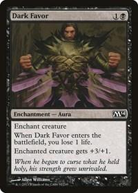 Dark Favor, Magic: The Gathering, Magic 2014 (M14)