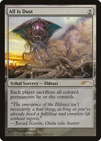 All Is Dust (Foil)