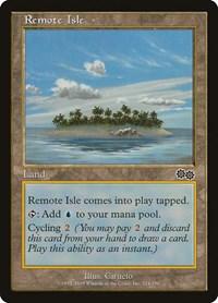 Remote Isle, Magic, Urza's Saga