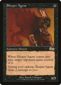 Sleeper Agent, Magic: The Gathering, Urza's Saga
