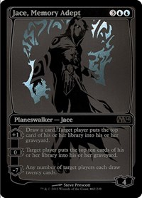 Jace, Memory Adept (SDCC 2013 Exclusive), Magic, Media Promos
