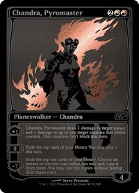 Chandra, Pyromaster (SDCC 2013 Exclusive), Magic: The Gathering, Media Promos