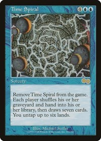 Time Spiral, Magic: The Gathering, Urza's Saga