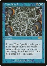 Time Spiral, Magic, Urza's Saga