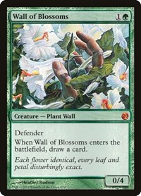 Wall of Blossoms, Magic: The Gathering, From the Vault: Twenty