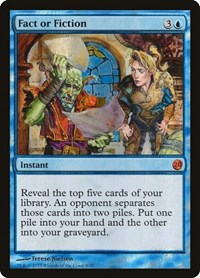 Fact or Fiction, Magic: The Gathering, From the Vault: Twenty