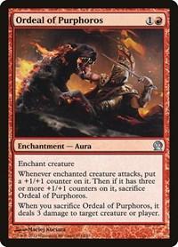 Ordeal of Purphoros, Magic, Theros