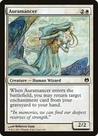 Auramancer, Magic: The Gathering, Duel Decks: Heroes vs. Monsters
