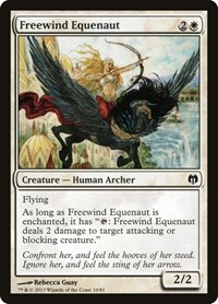 Freewind Equenaut, Magic: The Gathering, Duel Decks: Heroes vs. Monsters