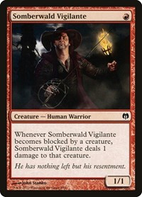 Somberwald Vigilante, Magic: The Gathering, Duel Decks: Heroes vs. Monsters