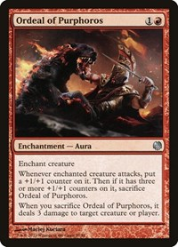 Ordeal of Purphoros, Magic: The Gathering, Duel Decks: Heroes vs. Monsters