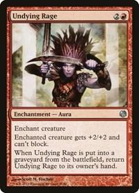 Undying Rage, Magic: The Gathering, Duel Decks: Heroes vs. Monsters