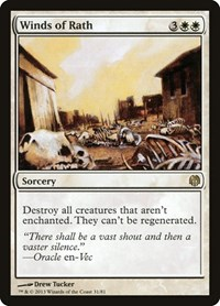 Winds of Rath, Magic: The Gathering, Duel Decks: Heroes vs. Monsters