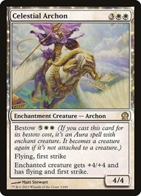 Celestial Archon, Magic: The Gathering, Theros